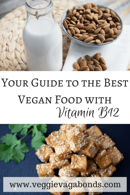 Your Guide To The Best Vegan Food With Vitamin B12 Veggie Vagabonds