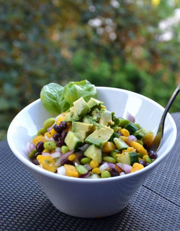 Vegan Summer Recipe Round Up