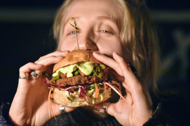 Is This the Best Vegan Burger in the UK?