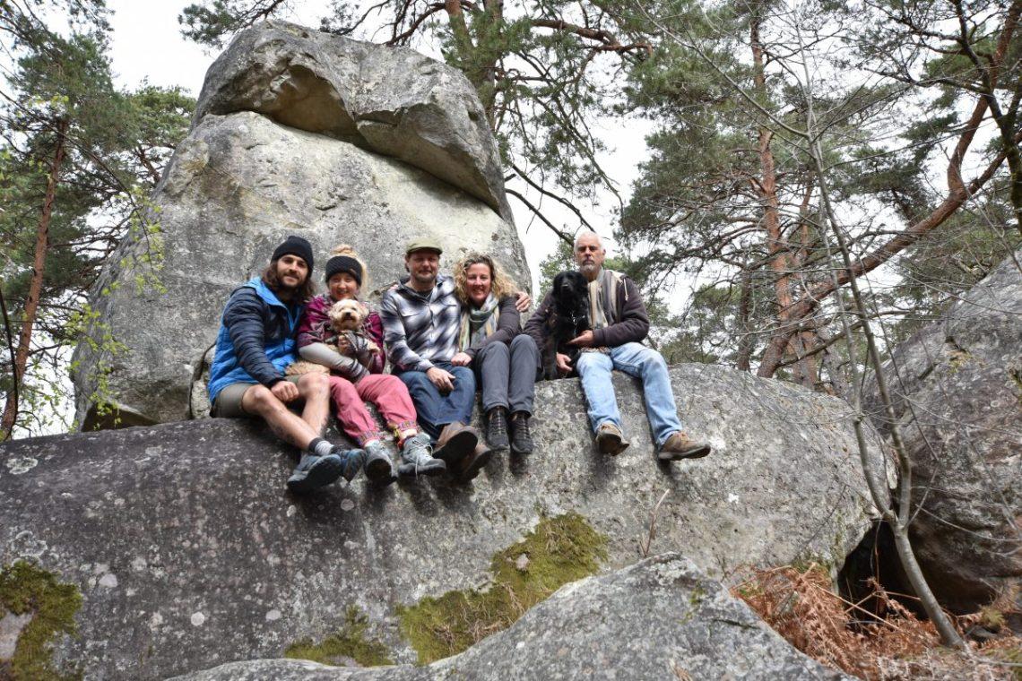 Fericy Friends & Fontainebleau Fun