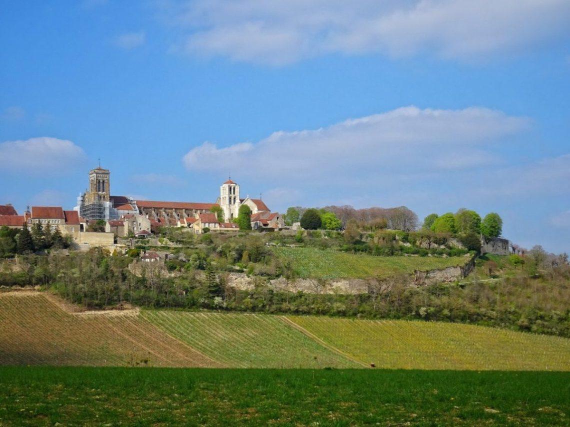 Vézelay church