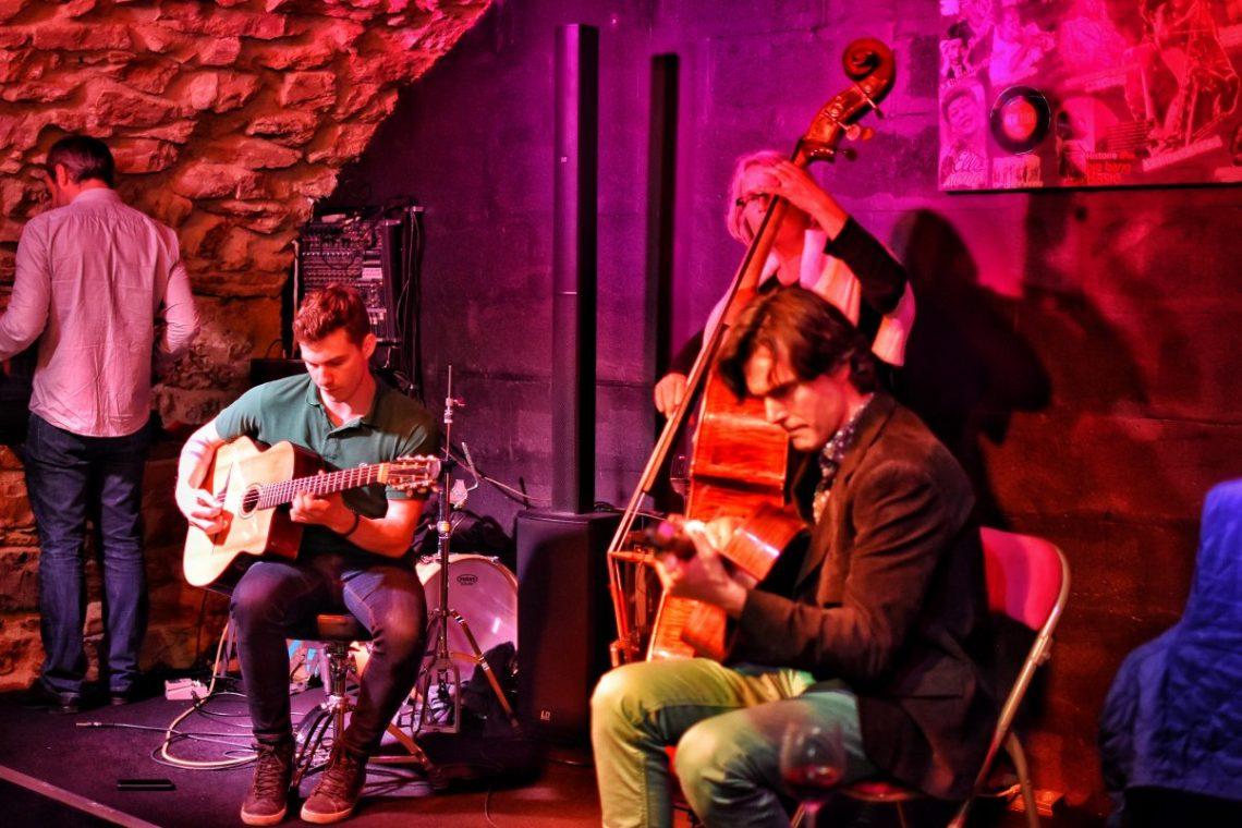 Jazz band in Lyon