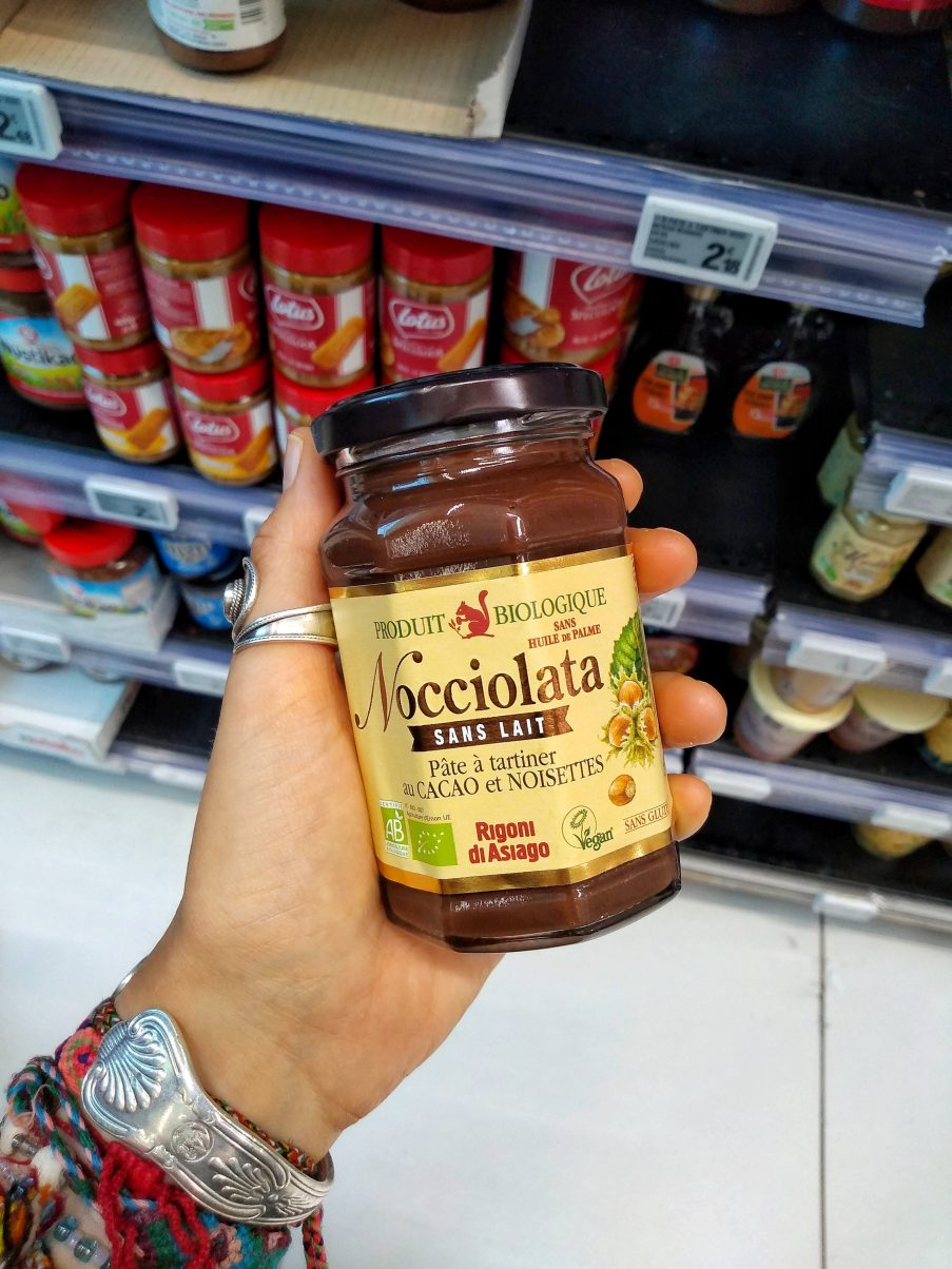 Vegan Chocolate Spread France