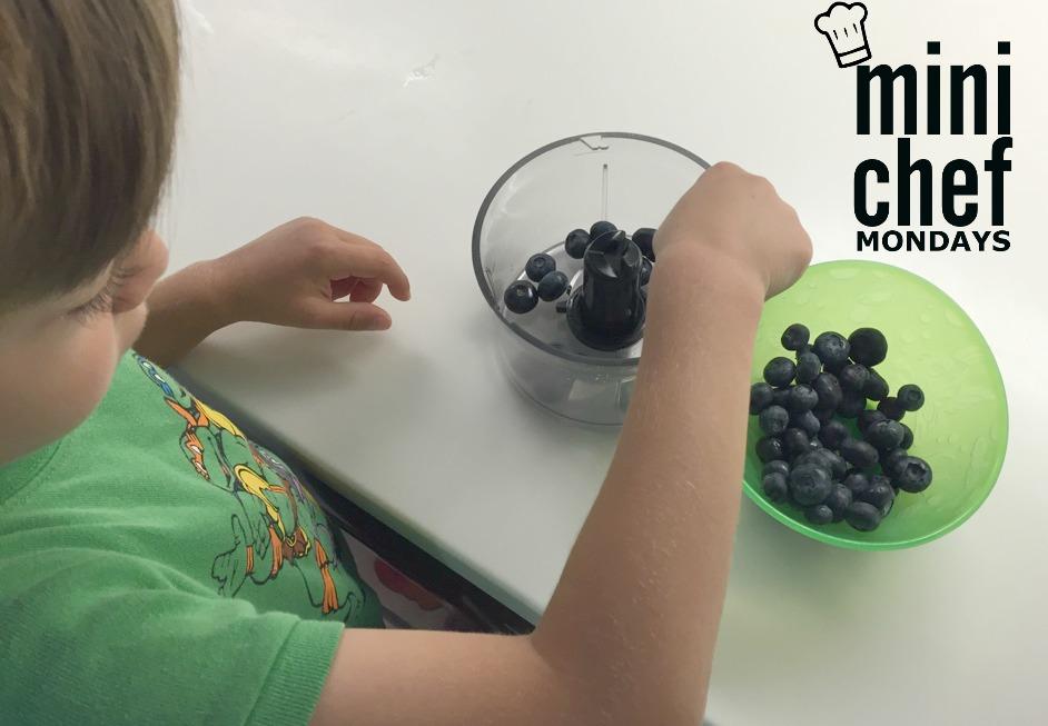 Adding Blueberries to Blender