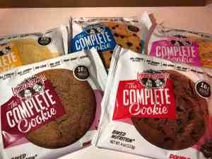 Lenny & Larry Cookie Review