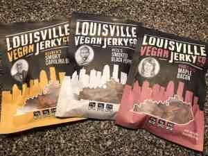 Louisville Vegan Jerky Co Review
