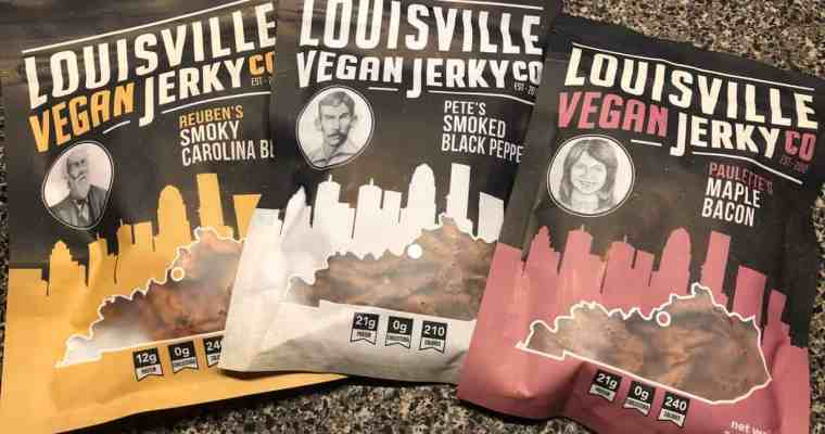 Vegan Jerky Review – First Taste