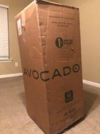 Avocado Vegan Mattress Box