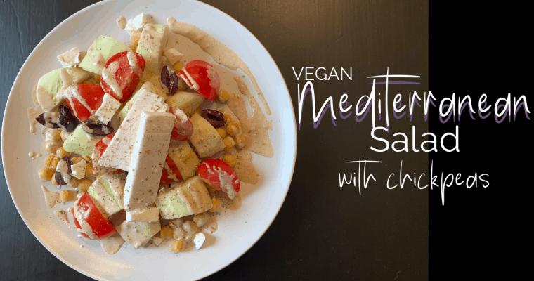 Mediterranean Salad Feature