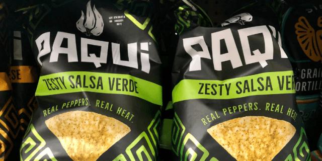 Paqui Zesty Salsa Verde
