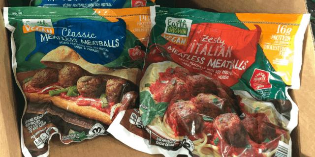 Aldi Meatless Meatballs