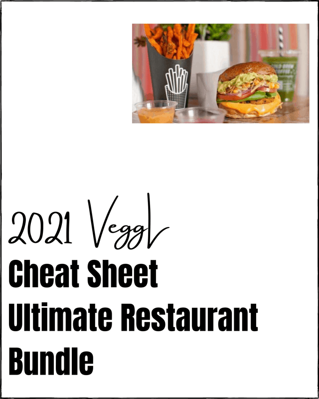 2021 Cheat Sheet Bundle