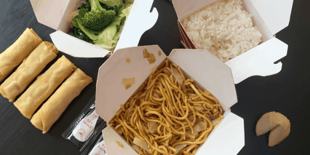 Panda Express Vegan Options