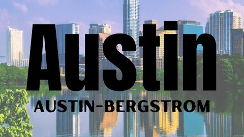 Austin Airport Vegan Options