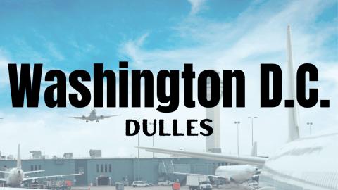 Washington Dulles Airport Vegan Options