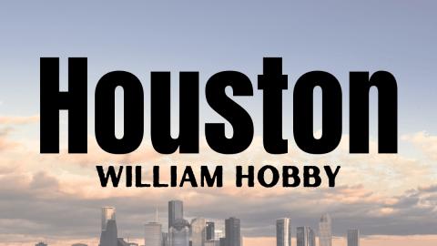 William P Hobby Houston Vegan Options