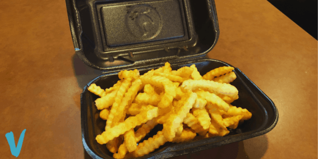 Zaxby's Basket of Fries