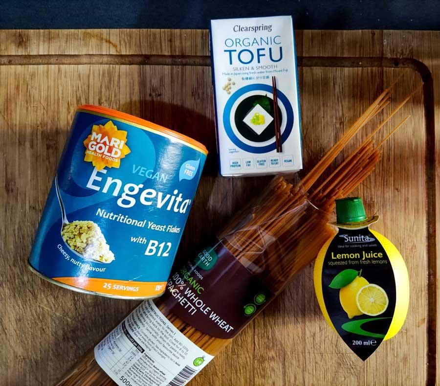 Vegan-Pasta-Carbonara-recipe-ingredients