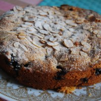 Blackberry Bakewell Cake (BBC Goodfood recipe): Friday Challenge!