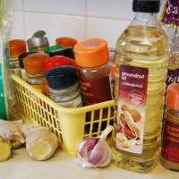 Two Curry Pastes (Jamie Oliver Recipes): Friday Challenge!