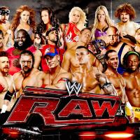 Monday Night RAW: The WWE fan and the Raw food fan in me combined