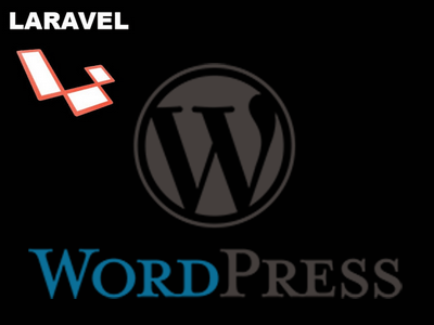 How to add a WordPress Blog to your Laravel Application