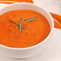 Fire Roasted Red Pepper Coulis