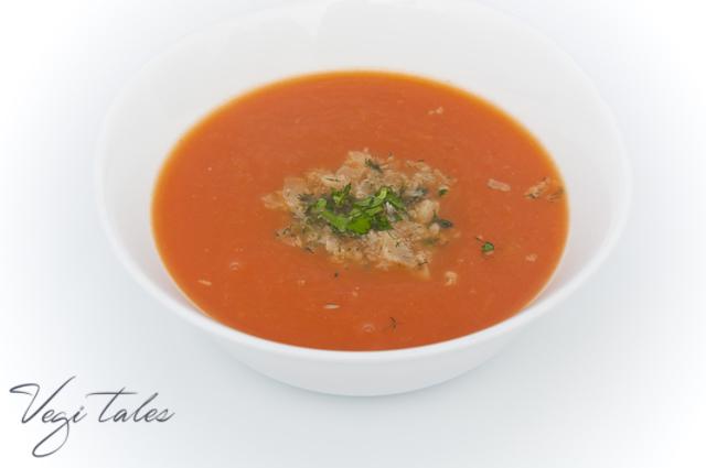 tomato soup - web