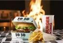 Burger King faz teste cego com seus hambúrgueres de carne animal e vegetal