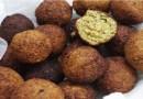 Falafel: bolinho de grão de bico