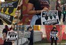 Grupo realiza ato contra consumo de animais em São Paulo