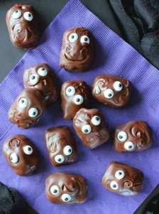 Vegansk Halloween - läskiga recept och idéer! 42