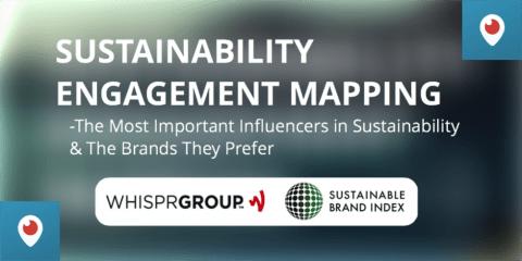 Lista Sustainable Brands opinionsbildare hållbarhet