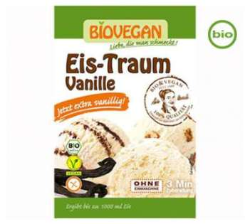 Eis-traum vegan