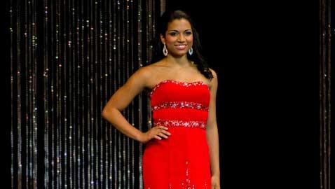 Alisha Lee – Miss UVU 2011