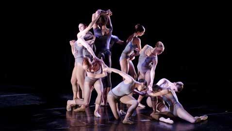 Dance project recital