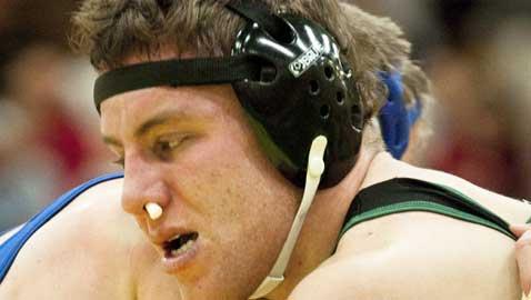 Former Purdue wrestler sees better opportunity in Orem