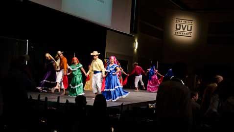 Latin American celebration