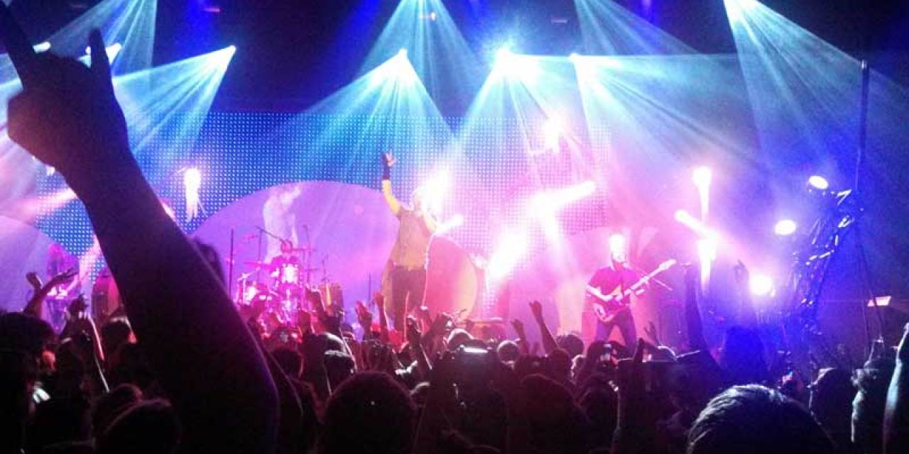 Prophets in their own land: a sort of homecoming for Imagine Dragons