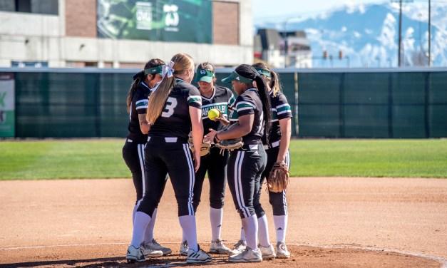 Softball team making progress in first season with Hubbard