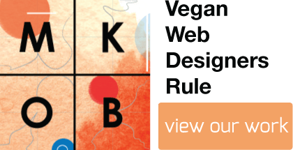 mkob design - vegan designers rule