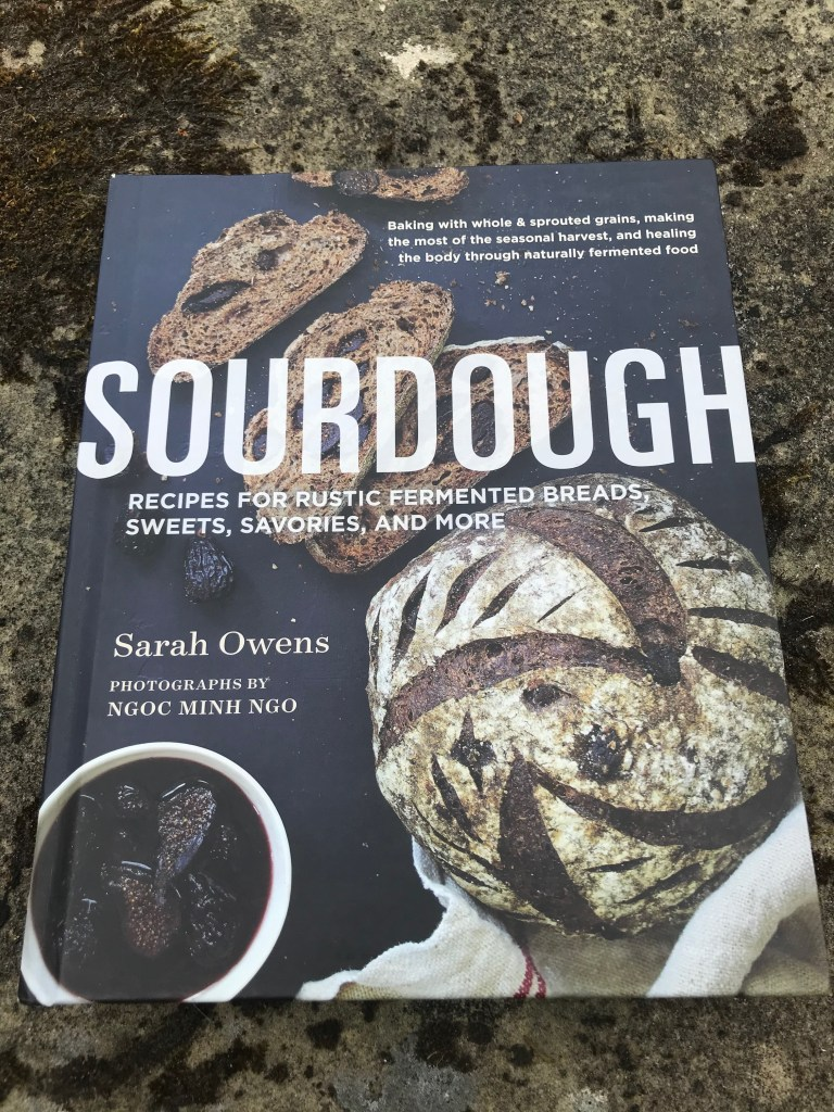 Sarah Owen's Sourdough book