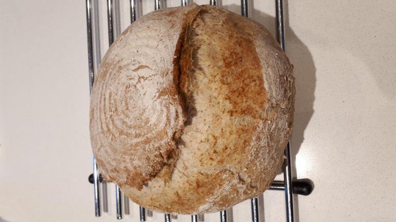 Nicola's loaf