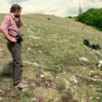 The man who sampled a grassland for 25 years – and his data got eventually published