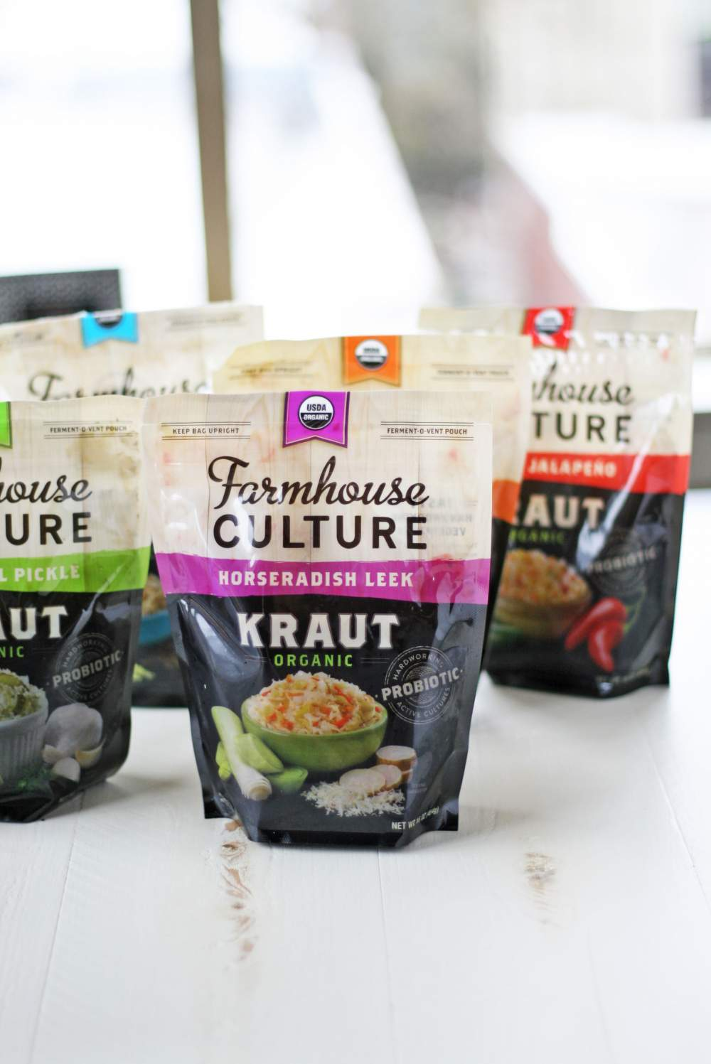 Snacking With Sauerkraut Five Ways With Farmhouse Culture