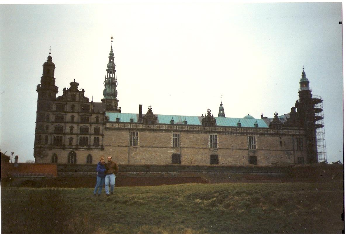 Kronborg - o castelo de Hamlet