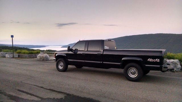 94 Chevy Moter Silverado 3500