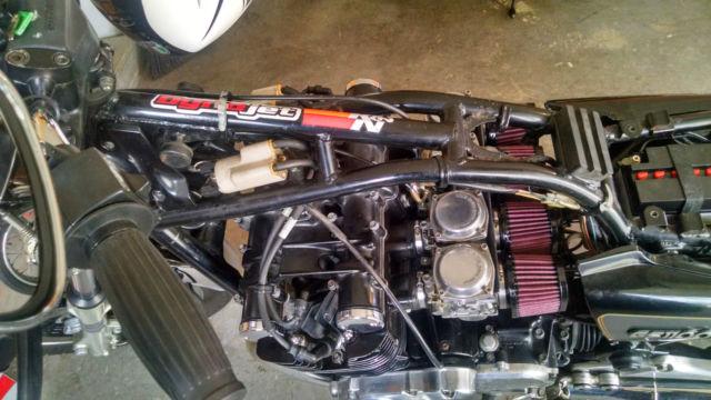 Bike Drag Suzuki Gs1100
