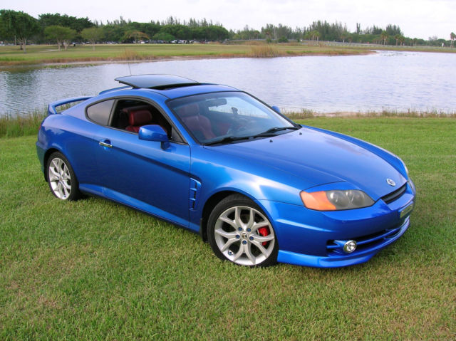 Hyundai Parts 2003 Tiburon Aftermarket