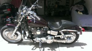 2005 Harley Davidson Dyna Super Glide Custom FXDCI (No